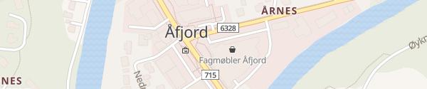 Karte Kiwi Markt Åfjord