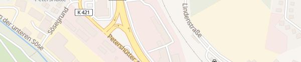 Karte HarzEnergie Osterode