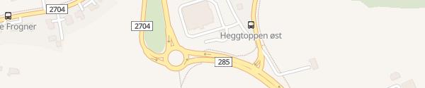 Karte Extra Heggtoppen Lier