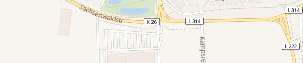Karte Ladesäule Reinbek