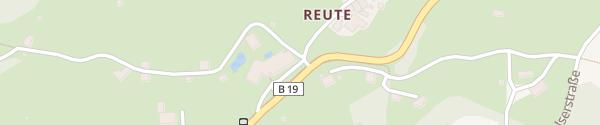 Karte Hotel Oberstdorf Oberstdorf