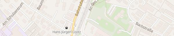 Karte Bahnhof Bargteheide