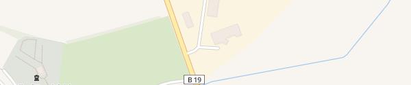 Karte Simon Autohaus Barchfeld