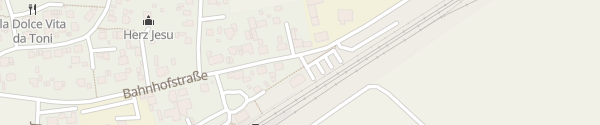 Karte Bahnhof Dombühl