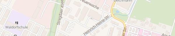 Karte Autohaus Göthling Eisenach