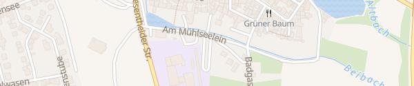 Karte Grundschule Prichsenstadt