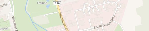 Karte HPC Autohaus Schwehr Krumbach (Schwaben)