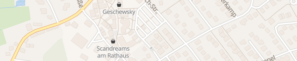 Karte Bürgermeister-Wiese-Straße Schönberg