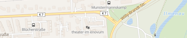Karte e.novum Lüneburg