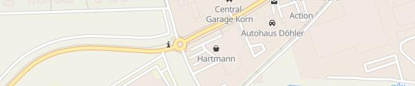 Karte Expert Hartmann Bad Windsheim