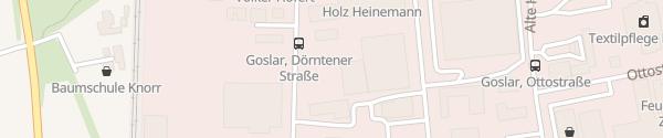 Karte Bernhard Olbrich Elektroinstallationen Goslar