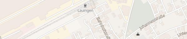 Karte Hotel Kastanienhof Lauingen