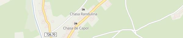 Karte Hotel Schweizerhof Santa Maria