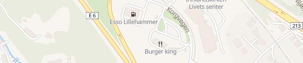 Karte Marchè Lillehammer