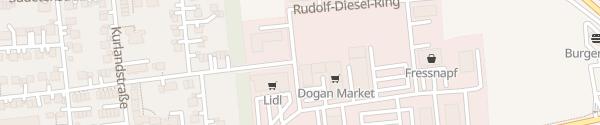 Karte Elektro Schadl Lauingen