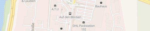 Karte famila Lüneburg