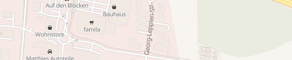 Karte Harald Janott Lüneburg