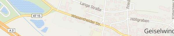 Karte Elektrotechnik Müller Geiselwind