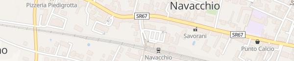 Karte Ladesäule Cascina