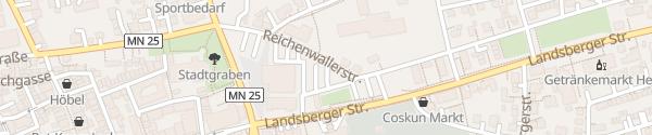 Karte Forum Mindelheim