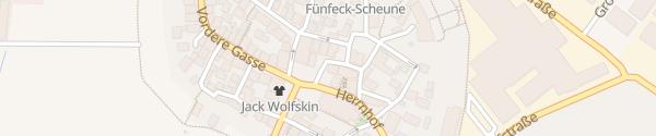 Karte Marktplatz Herrieden