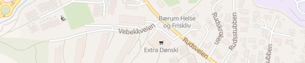 Karte Extra Dønski Gjettum