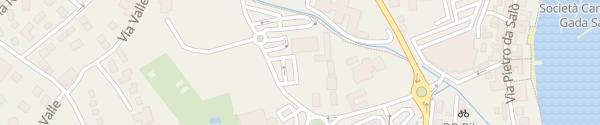 Karte Parkplatz Parcheggio Pubblico Salò