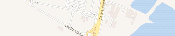 Karte Iper Via Mantova Lonato