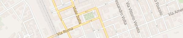 Karte Piazza della Libertà Cecina