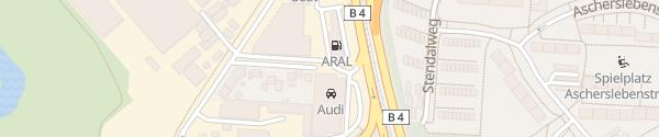 Karte VOETS Autozentrum Braunschweig