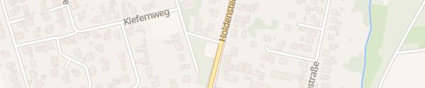 Karte Schnellladesäule Holdenstedter Hof Uelzen
