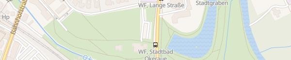 Karte Robert-Everlien-Platz Wolfenbüttel