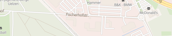 Karte Schnellladesäule Fischerhof Uelzen
