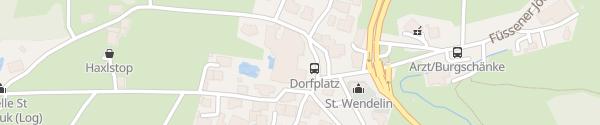 Karte Hotel Engel Gran