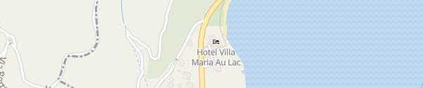 Karte Hotel Villa Maria Au Lac Toscolano Maderno