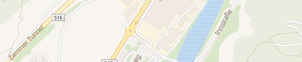Karte Einkaufszentrum Der Grissemann Zams