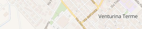 Karte Coop Venturina Terme
