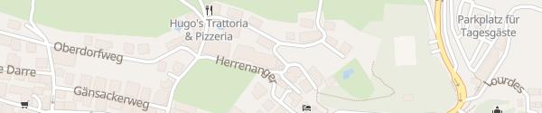 Karte Wellnesshotel Cervosa Serfaus
