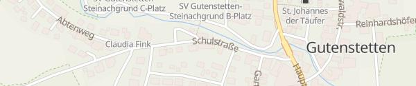 Karte Rathaus Gutenstetten