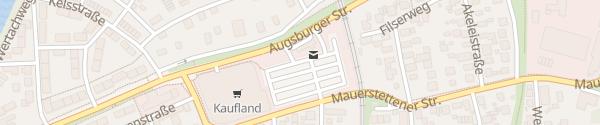 Karte Kaufland Kaufbeuren