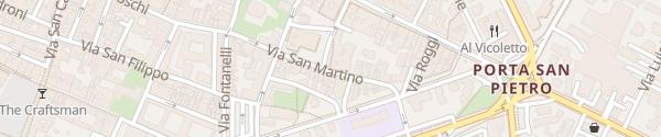Karte Enel Drive Säule Reggio Emilia