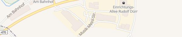 Karte Musik Meinl Gutenstetten