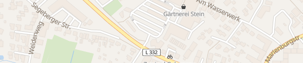 Karte famila-Fachmarktzentrum Stockelsdorf