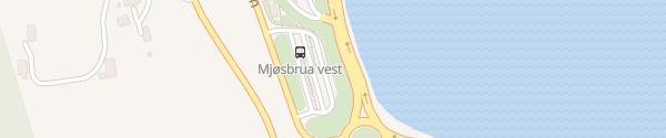 Karte Bus-Bahnhof Biri