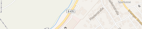 Karte EDEKA Burkl Dachsbach