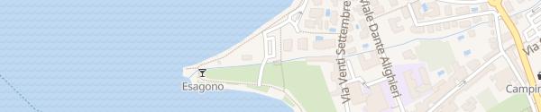Karte Parco Carrara Bottagisio Bardolino