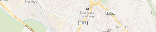 Karte Rathaus Bleckede