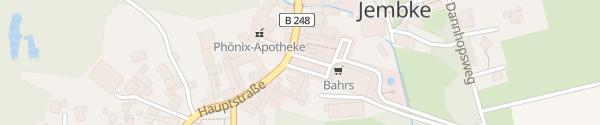 Karte EDEKA Bahrs Jembke