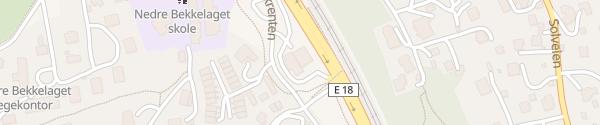 Karte YX 7-Eleven Oslo