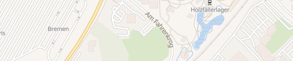 Karte Hansa-Park Sierksdorf